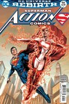 Action Comics #966 (Variant Cover Edition)