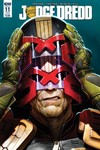 Judge Dredd #11 (Subscription Variant)