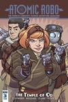 Atomic Robo And The Temple Of Od #3 (of 5)