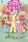 My Little Pony Friendship Is Magic #47 (Retailer 10 Copy Incentive Variant Cover Edition)