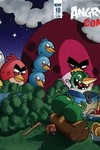 Angry Birds Comics (2016) #10 (Subscription Variant)