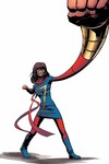 Ms Marvel #12 (Deodato Teaser Variant Cover Edition)