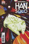 Star Wars Han Solo #5 (of 5) (Del Mundo Millennium Falcon Variant Cover Edition)