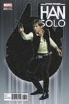 Star Wars Han Solo #5 (of 5) (Movie Variant Cover Edition)