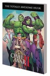 Totally Awesome Hulk TPB Vol. 02 Civil War II