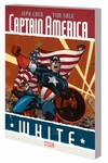 Captain America TPB White