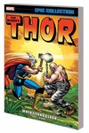 Thor Epic Collection TPB When Titans Clash