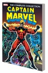Captain Marvel By Jim Starlin TPB Complete Collection