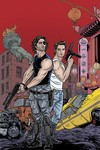 Big Trouble In Little China Escape From New York #1 (Subscription Allred Cover)