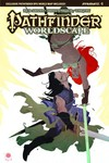 Pathfinder Worldscape #1 (of 6) (Cover B - Caldwell)
