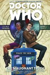 Doctor Who 11th HC Vol. 06 Malignant Truth