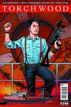 Torchwood #4 (Cover A - Yates)