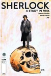 Sherlock A Study In Pink #5 (of 6) (Cover A - Hack)