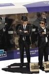 Movie Icons The Blues Brothers Jake & Elwood 7in Figure Set
