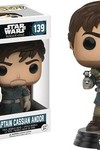Pop Star Wars Rogue One Captain Cassian Andor Vinyl Figure