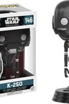 Pop Star Wars Rogue One K-2SO Vinyl Figure
