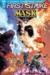 Mask First Strike #1 (Cover A - Johnson)