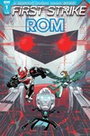 Rom First Strike #1 (Cover A - Daniel)