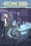 Atomic Robo Spectre Of Tomorrow #1 (Cover A - Wegener)