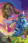 Adventure Time Regular Show #3 (Retailer 10 Copy Incentive Variant Cover Edition)