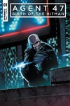 Agent 47 Birth Of Hitman #1 (Cover A - Tan)