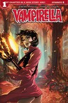 Vampirella #8 (Cover A - Tan)