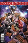 Torchwood The Culling #2 (of 4) (Cover A - Williamson)
