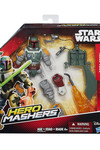 Star Wars Hero Mashers Boba Fett Figure