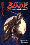 Blade of the Immortal Volume 1: Blood of a Thousand TPB - nick & dent