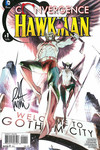 Convergence Hawkman #1 (Parker Signed Edition)