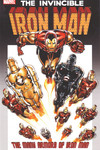 Iron Man TPB - The Many Armors Of Iron Man