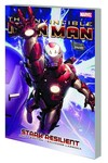Invincible Iron Man TPB Vol. 5 Stark Resilient Book 1