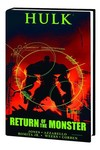 Hulk Return of the Monster Prem HC