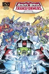Angry Birds Transformers #4 (of 4)