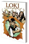 Loki Agent Of Asgard TPB Vol. 02 I Cannot Tell A Lie