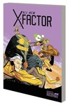 All New X-Factor TPB Vol. 03 Axis