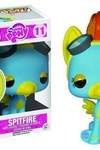 Pop My Little Pony Spitfire Vinyl Figure