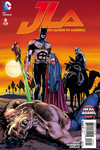 Justice League Of America #8 (Neal Adams Variant Cover Edition)