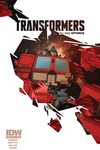 Transformers #50 (Hickman Variant)