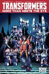 Transformers More Than Meets Eye #50 (Subscription Variant)
