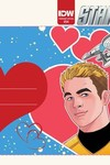 Star Trek Ongoing #54 (Valentines Day Card Variant)