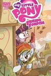 My Little Pony Friends Forever #25 (Subscription Variant)
