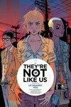 They're Not Like Us TPB Vol. 02