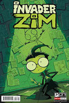 Invader Zim #8 (Lawton Variant Cover Edition)