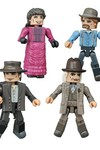 Back To the Future Minimates 1885 Set