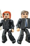 X-Files Classic Minimates Set