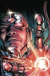 Cyborg TPB Vol. 01 The Imitation of Life