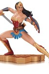 Wonder Woman Art Of War Statue By Garcia Lopez
