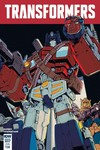 Transformers Annual 2017 #1 (Subscription Variant)
