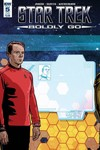 Star Trek Boldly Go #5 (Subscription Variant)